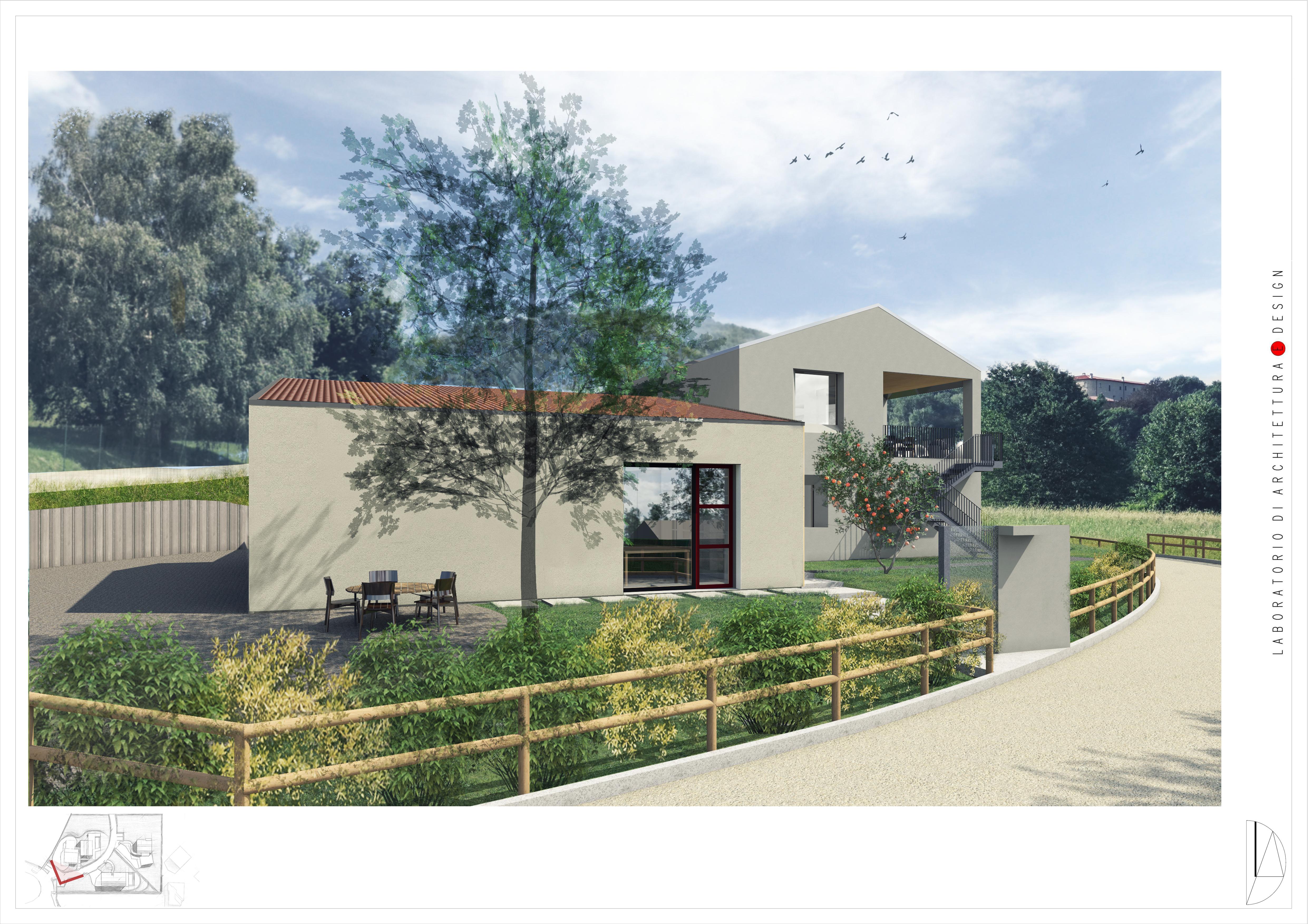 Laboratorio di architettura e design nuove residenze for Nuove case contemporanee